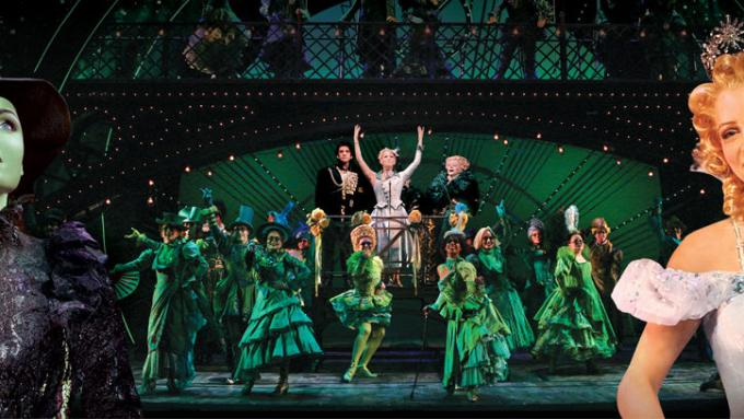 Wicked at Gershwin Theatre