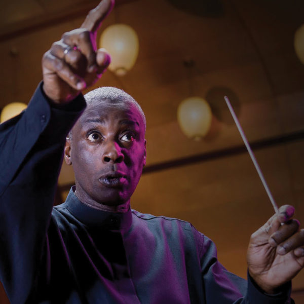 Vancouver Symphony Orchestra: Wayne Marshall - Bernstein & Gershwin: On The Town at Gershwin Theatre