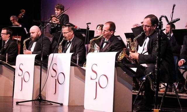 Spokane Jazz Orchestra: Jody Graves - Rhapsody In Blue: The Music of George Gershwin at Gershwin Theatre