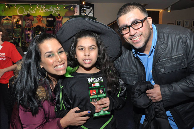 Wicked - Autism Friendly Performance at Gershwin Theatre